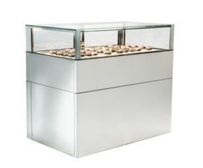 Pearl - vetrina pasticceria a cassetti
